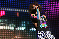 LMFAO performs at the 45th Festival d'ete de Quebec on the Plains of Abraham in Quebec city Friday July 6, 2012. The Festival d'ete de Quebec is Canada's largest music festival with more than 1,000 artists and close to 300 shows over 11 days.