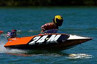 24-M   (Outboard Runabout Marathon)