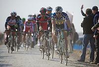 111th Paris-Roubaix 2013..Juan Antonio Flecha (ESP).