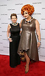 Adrienne Arsht and Alexis Michelle attends the Lincoln Center Honors Stephen Sondheim at the American Songbook Gala at Alice Tully Hall on June 19, 2019 in New York City.