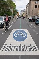 2020/04/25 Berlin | Verkehr | Fahrradstrasse