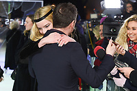 """Anya Taylor-Joy and James McAvoy<br /> arriving for the """"Glass"""" premiere at the Curzon Mayfair, London<br /> <br /> ©Ash Knotek  D3470  09/01/2019"""