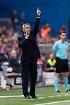 Villarreal Head Coach Fran Ascriba Segura during the La Liga match between Atletico de Madrid vs Villarreal CF at the Estadio Vicente Calderon on 25 April 2017 in Madrid, Spain. Photo by Diego Gonzalez Souto / Power Sport Images