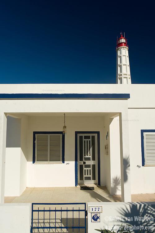 Farol island scenes and images. Portugal