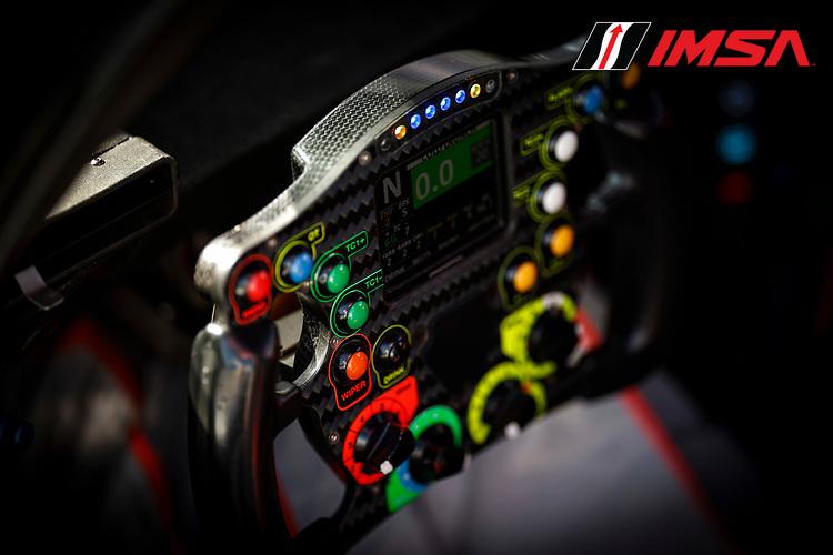 Steering Wheel details