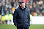 St Johnstone v Celtic…03.02.19…   McDiarmid Park    SPFL<br />Tommy Wright<br />Picture by Graeme Hart. <br />Copyright Perthshire Picture Agency<br />Tel: 01738 623350  Mobile: 07990 594431