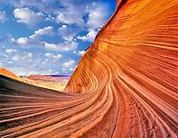 The wave, Vermillion-Cliffs Wilderness, Arizona<br /> <br /> C00039M