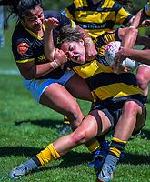 181006 Farah Palmer Cup Women's Rugby - Wellington Pride v Taranaki