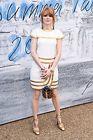 LONDON, UK. June 25, 2019: Emily Beecham arriving for the Serpentine Gallery Summer Party 2019 at Kensington Gardens, London.<br /> Picture: Steve Vas/Featureflash