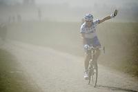 111th Paris-Roubaix 2013..David Boucher (FRA)