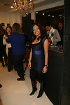 Amoy Couture Hair Salon Hairstyist Jinky attends Celebrity Hairstylist Amoy Pitters & Host Joy Bryant Celebrate The Opening of Amoy Couture Hair Salon with Music by DJ Cassidy, New York, 2/16/10