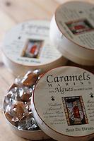 Europe/France/Bretagne/29/Finistère/Quimper: Caramels Bretons aux Algues de Bretagne de la Confiserie Anne du Plessis