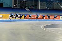 SCHAATSEN: HEERENVEEN, 04-08-2020, IJsstadion Thialf, ©foto Martin de Jong