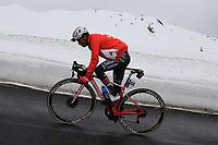 24th May 2021, Giau Pass, Italy; Giro d'Italia, Tour of Italy, route stage 16, Sacile to Cortina d'Ampezzo ; 31 CEPEDA Jefferson ECU