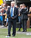Cowdenbeath manager Jimmy Nicholl.