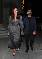 Natasha Alam Spotted Leaving Catch In Hollywood