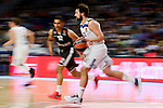 20161220. Real Madrid v Brose Bamberg. Turkish Airlines Euroleague 2016-2017.