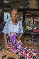 Broom maker & dust rags