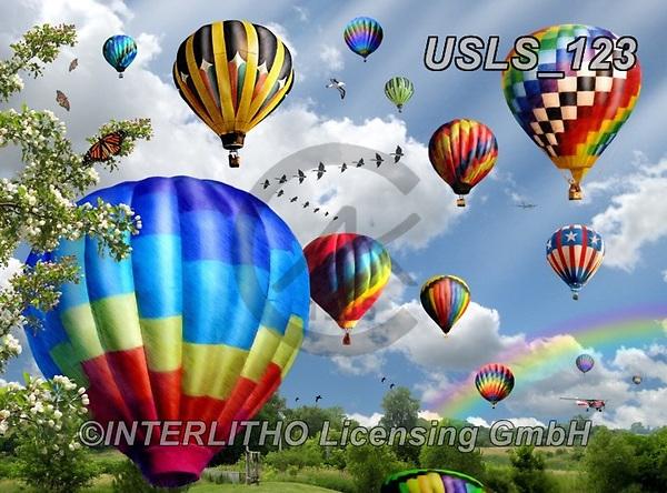 Lori, LANDSCAPES, LANDSCHAFTEN, PAISAJES, paintings+++++Balloons Puzzle_5_final,USLS123,#l#, EVERYDAY ,puzzle,puzzles