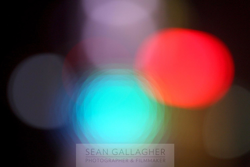 Abstract of colorful lights from nearby skyscrapers at night.<br /> <br /> To license this image, please contact the National Geographic Creative Collection:<br /> <br /> Image ID: 2169156  <br /> <br /> Email: natgeocreative@ngs.org<br /> <br /> Telephone: 202 857 7537 / Toll Free 800 434 2244<br /> <br /> National Geographic Creative<br /> 1145 17th St NW, Washington DC 20036