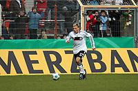 Alexander Esswein (Wolfsburg, D)<br /> Deutschland vs. Finnland, U19-Junioren<br /> *** Local Caption *** Foto ist honorarpflichtig! zzgl. gesetzl. MwSt. Auf Anfrage in hoeherer Qualitaet/Aufloesung. Belegexemplar an: Marc Schueler, Am Ziegelfalltor 4, 64625 Bensheim, Tel. +49 (0) 151 11 65 49 88, www.gameday-mediaservices.de. Email: marc.schueler@gameday-mediaservices.de, Bankverbindung: Volksbank Bergstrasse, Kto.: 151297, BLZ: 50960101