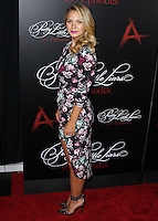 HOLLYWOOD, LOS ANGELES, CA, USA - MAY 31: Vanessa Ray at the 'Pretty Little Liars' 100th Episode Celebration held at W Hotel Hollywood on May 31, 2014 in Hollywood, Los Angeles, California, United States. (Photo by Xavier Collin/Celebrity Monitor)