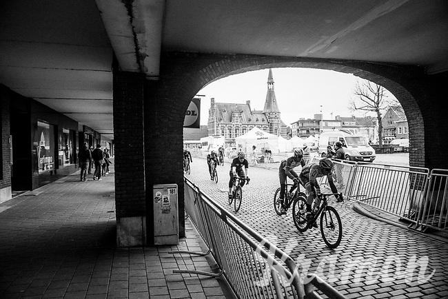 rolling through town<br /> <br /> 109th Scheldeprijs 2021 (ME/1.Pro)<br /> 1 day race from Terneuzen (NED) to Schoten (BEL): 194km<br /> <br /> ©kramon