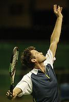18-2-06, Netherlands, tennis, Rotterdam, ABNAMROWTT,qualificatie, Dennis van Scheppingen