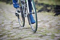 Paris-Roubaix 2013 RECON..dancing chain