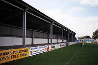General view of Stranraer FC Football Ground, Stair Park, Stranraer, Scotland, pictured on 23rd July 1999