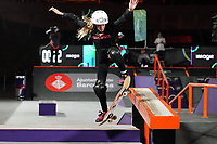 6th November 2020; Parc del Forum, Barcelona, Catalonia, Spain; Imagin Extreme Barcelona;  Daniela Terol (ESP) during the women street final