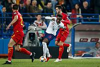 Callum Hudson-Odoi of England  <br /> Podgorica 25-3-2019 <br /> Football Euro2020 Qualification Montenegro - England <br /> Foto Daniel Chesterton / PHC / Insidefoto <br /> ITALY ONLY