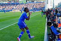 Canada, Québec, Montréal, Didier Drogba joueur de MLS avec l'Impact de Montréal en 2015, match du 26 septembre // Canada, Quebec, Montreal, Didier Drogba MLS player with the Montreal Impact in 2015, match of September 26<br /> PHOTO :  Agence Quebec presse