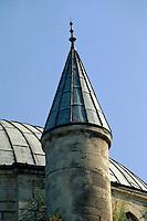 Bulgarien, Rasgrad, Ibrahim-Pascha-Moschee