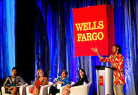 Wells Fargo Women's Connection 2012 at the Westin in Uptown Charlotte, North Carolina.