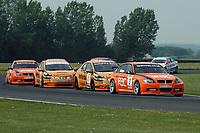 Round 4 of the 2007 British Touring Car Championship. #3 Colin Turkington (GBR). Team RAC. BMW E90 320i.