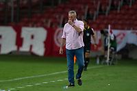 19th December 2020; Beira-Rio Stadium, Porto Alegre, Brazil; Brazilian Serie A, Internacional versus Palmeiras; Internacional manager Abel Braga