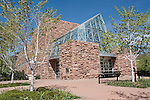 Boulder Public Library, main branch, Boulder, Colorado, John offers private photo tours of Boulder, Denver and Rocky Mountain National Park.
