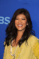 Julie Chen at the CBS Upfront on May 15, 2013 at Lincoln Center, New York City, New York. (Photo by Sue Coflin/Max Photos)
