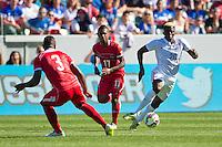 Carson, Calif. - Sunday, February 8, 2015: The USMNT defeated Panama 2-0 in an international friendly at StubHub Center.