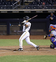Nick Gonzales - Peoria Javelinas - 2021 Arizona Fall League (Bill Mitchell)