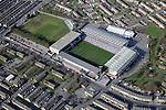 Burnley FC, Turf Moor Aerial Views