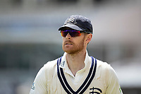 James Harris, Middlesex CCC during Middlesex CCC vs Gloucestershire CCC, LV Insurance County Championship Group 2 Cricket at Lord's Cricket Ground on 7th May 2021