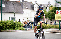 all good for Tiesj Benoot (BEL/DSM) post-race; avoided crashing today<br /> <br /> Stage 3 from Lorient to Pontivy (183km)<br /> 108th Tour de France 2021 (2.UWT)<br /> <br /> ©kramon