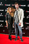 "Sandra Cervera and Jorge Suquet attend the Premiere of the movie ""REC 4"" at Palafox Cinema in Madrid, Spain. October 27, 2014. (ALTERPHOTOS/Carlos Dafonte)"