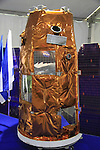 Israel, OptSat 2000 Satellite made by the Israel Aerospace Industries on display at the Eights Ilan Ramon annual International Space Conference in Herzliya