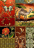 Kris, ETHNIC, paintings,+camel++++,PLKKE376,#ethnic# étnico, illustrations, pinturas