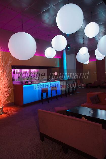Europe/France/Normandie/Haute-Normandie/76/Seine-Maritime/Le Havre:Le Lounge Bar du Pasino, Pl. Jules Ferry. Complexe Hotel,Casino,Restaurants,Bar