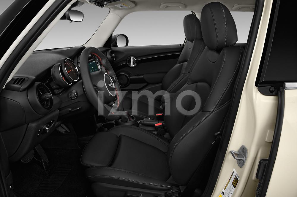 Front seat view of 2019 MINI Hardtop-4-Door Cooper-S 5 Door Hatchback Front Seat  car photos
