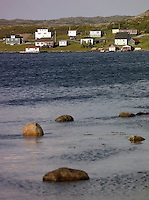 Bay at St Anthony, Newfoundland and Labrador, Canada